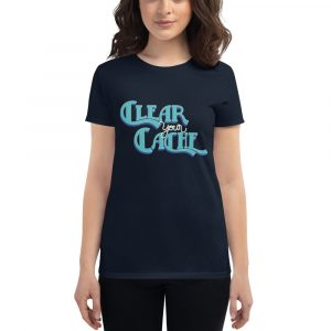 Clear Your Cache unisex shirt
