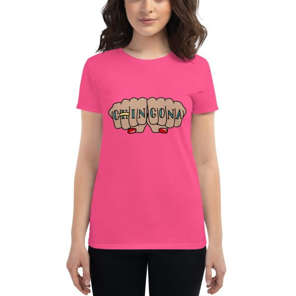Chingona womens t-shirt
